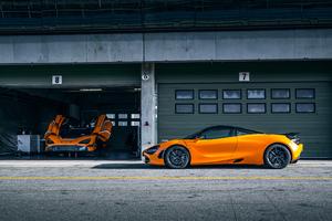 2018 McLaren 4k 720S