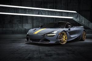 2018 McLaren 720S Vorsteiner