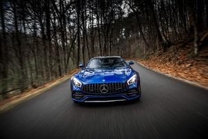2018 Mercedes AMG GT C 4k