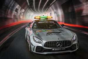 2018 Mercedes AMG GT R F1 Safety Car