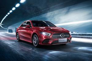 2018 Mercedes Benz A 200 L Sport Sedan