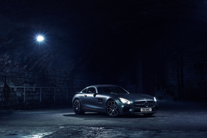 2018 Mercedes Benz Amg GT
