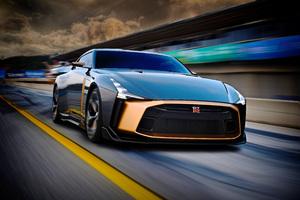 2018 Nissan GT R50 Concept