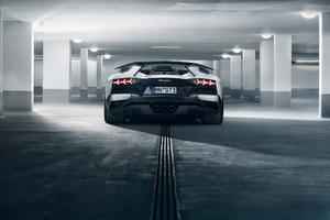 2018 Novitec Torado Lamborghini Aventador S Rear
