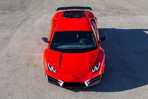 2018 Novitec Torado Lamborghini Huracan RWD