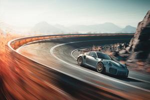 2018 Porsche 911 GT2 RS Front