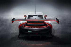 2018 PORSCHE 911 RSR 4k Wallpaper