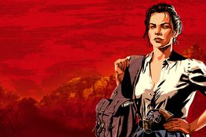 2018 Red Dead Redemption 2 4k