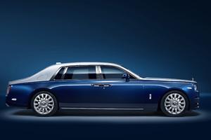 2018 Rolls Royce Phantom EWB Chengdu