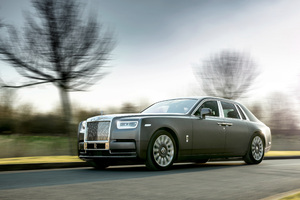 2018 Rolls Royce Phantom The Gentlemans Tourer