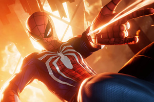 2018 Spiderman Ps4 Pro 4k