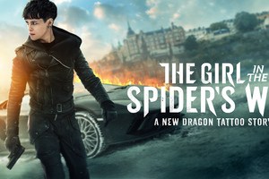 2018 The Girl In The Spiders Web 8k