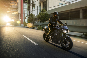 2018 Triumph Speed Triple 1050 RS 5k