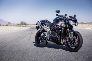 2018 Triumph Speed Triple 1050 RS