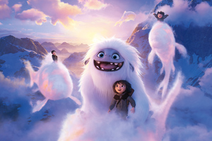 2019 Abominable Movie 8k Wallpaper