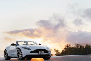 2019 Aston Martin DB11 V8 4k