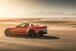 2019 Aston Martin Dbs Superleggera Volante 8k Wallpaper
