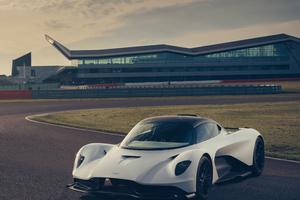 2019 Aston Martin Valhalla Wallpaper