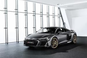 2019 Audi R8 V10 Decennium Wallpaper