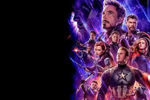 2019 Avengers EndGame