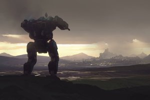 2019 Battletech Video Game Wallpaper