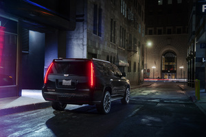 2019 Cadillac Escalade Sport Edition 4k 5k Wallpaper