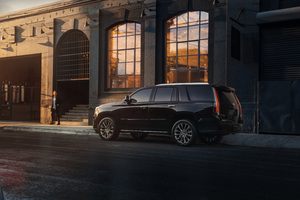2019 Cadillac Escalade Sport Edition 5k Wallpaper
