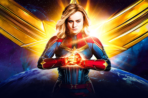 2019 Captain Marvel