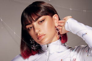 2019 Charli Xcx L Officiel Photoshoot