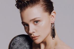 2019 Chloe Grace Moretz Chic Magazine Photoshoot