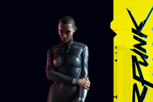 2019 Cyberpunk 2077 Game 4k