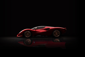 2019 De Tomaso P72 10k Wallpaper