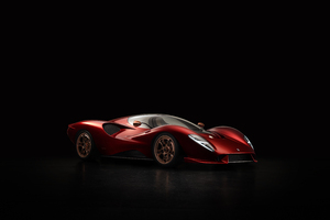 2019 De Tomaso P72 Wallpaper