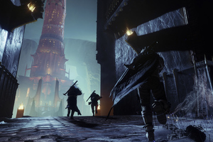 2019 Destiny 2 Shadowkeep 4k