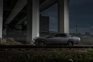 2019 Dodge Challenger SRT Hellcat 4k