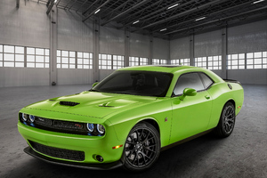 2019 Dodge Charger SRT Hellcat In Green