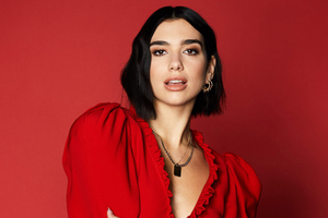 2019 Dua Lipa Wallpaper