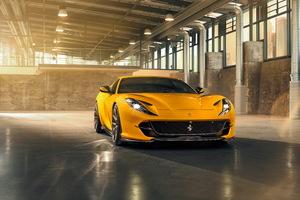2019 Ferrari 812 Superfast Novitec