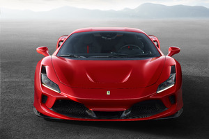 2019 Ferrari F8 Tribute Front