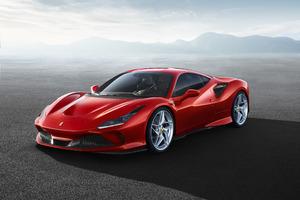 2019 Ferrari F8 Tribute