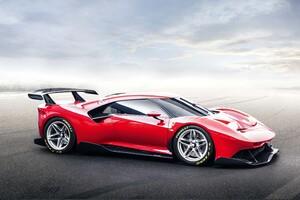 2019 Ferrari P80 C