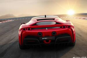 2019 Ferrari SF90 Stradale Assetto Fiorano