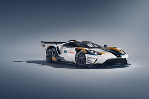 2019 Ford Gt Mk2 Wallpaper