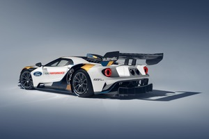 2019 Ford Gt Mk2 Rear Wallpaper
