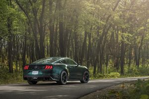 2019 Ford Mustang Bullitt 5k Wallpaper