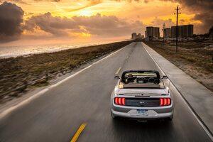 2019 Ford Mustang GT California Special 4k Wallpaper