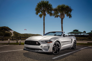 2019 Ford Mustang GT Convertible