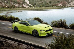 2019 Ford Mustang Revenge GT Latest Wallpaper