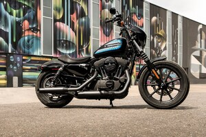 2019 Harley Davidson Iron 1200 Wallpaper