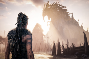 2019 Hellblade SenuasSacrifice Wallpaper
